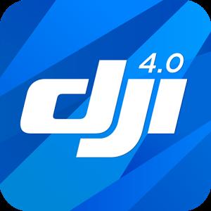 DJI GO 4 app