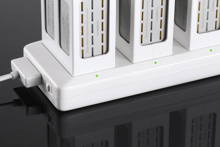 Phantom 4 series charging hub