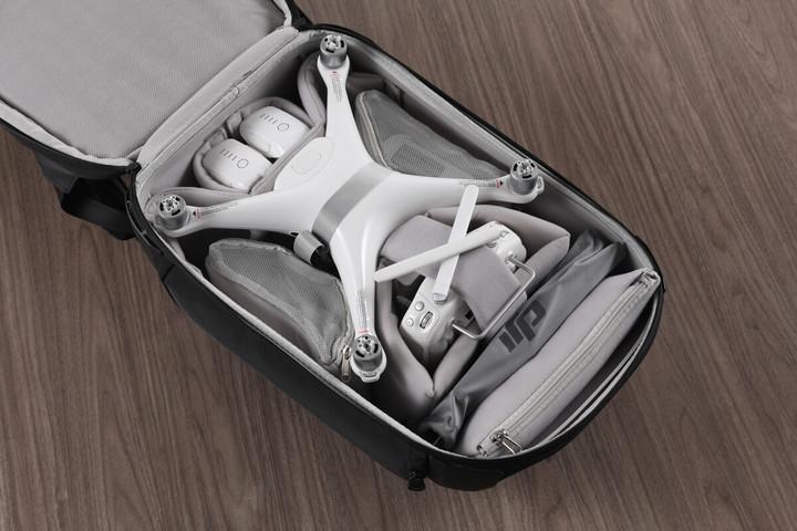Phantom series multifunctional backpack
