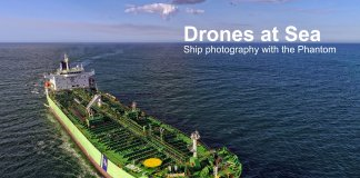 Phantom 4 Pro aerial photography