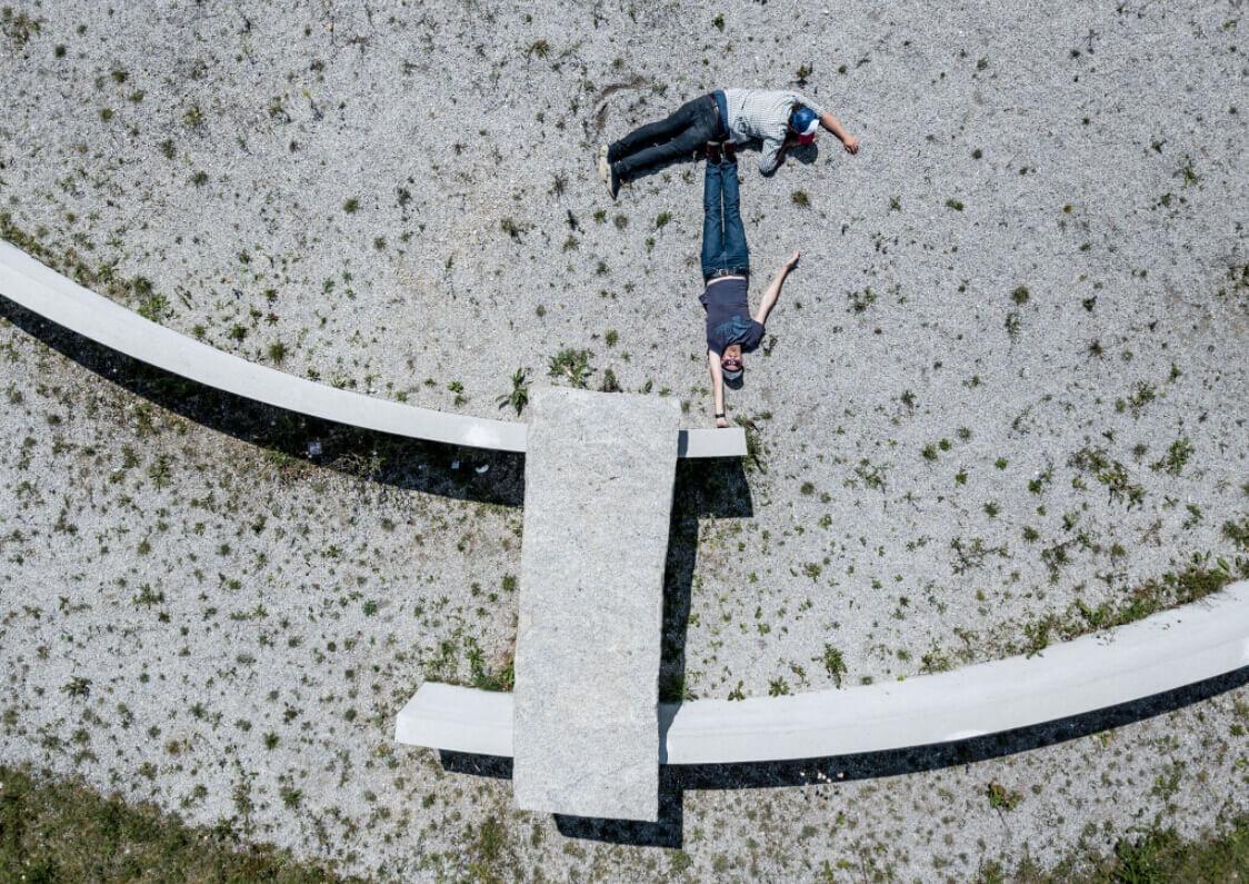 Flip the perspective-Mavic Pro