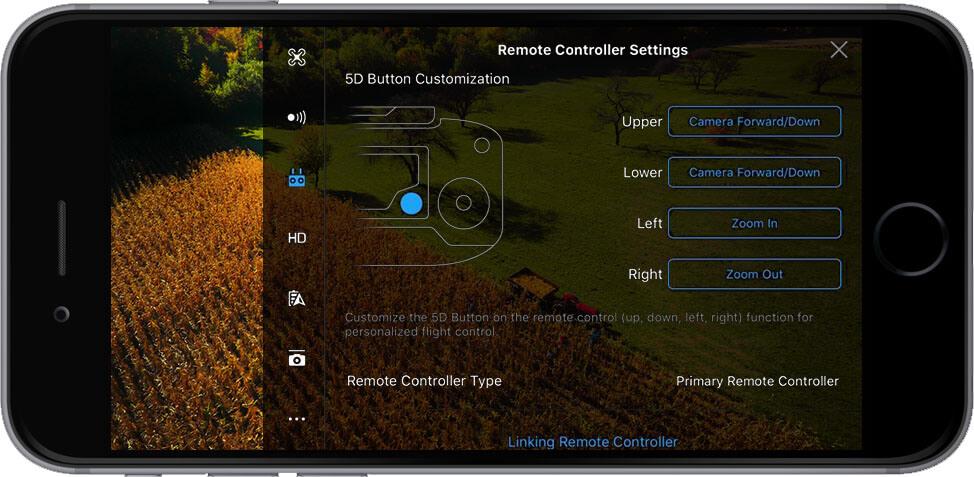 DJI Go 4 Manual Remote Controller 5D