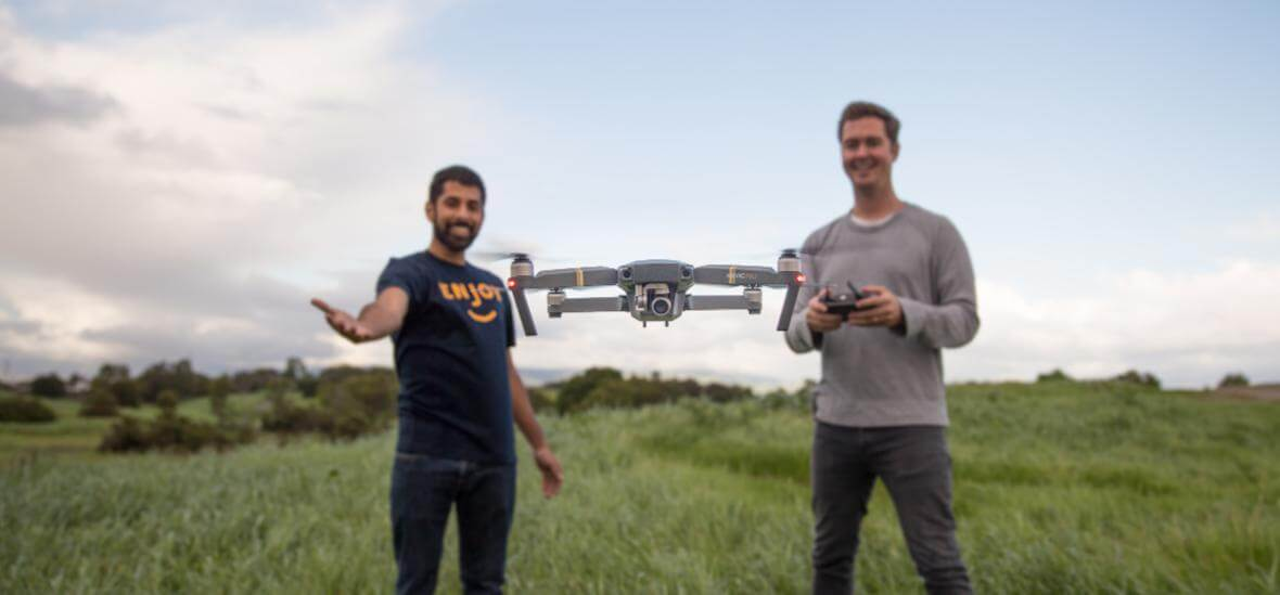 Fly Your Drone Easy! DJI Free Training for Newbies - DJI Guides