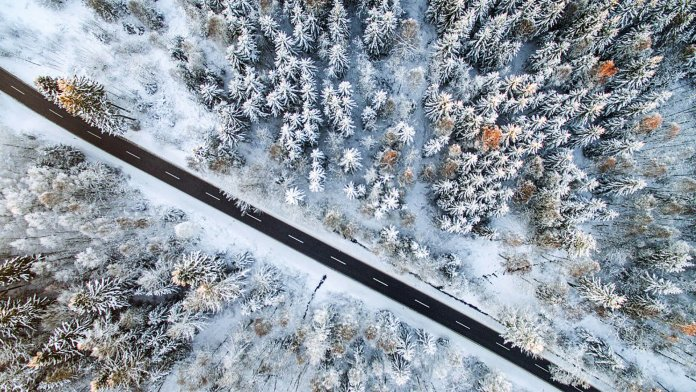 Winter Photography Feature