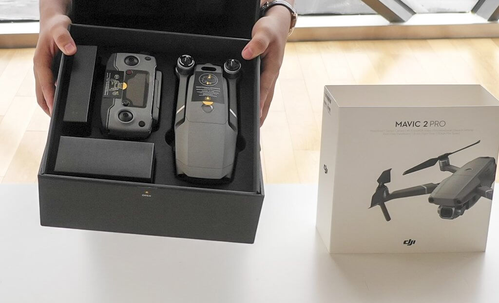 Mavic 2 Unboxing And First Look! With Video Dji Guides