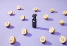 Osmo Pocket vlogging camera
