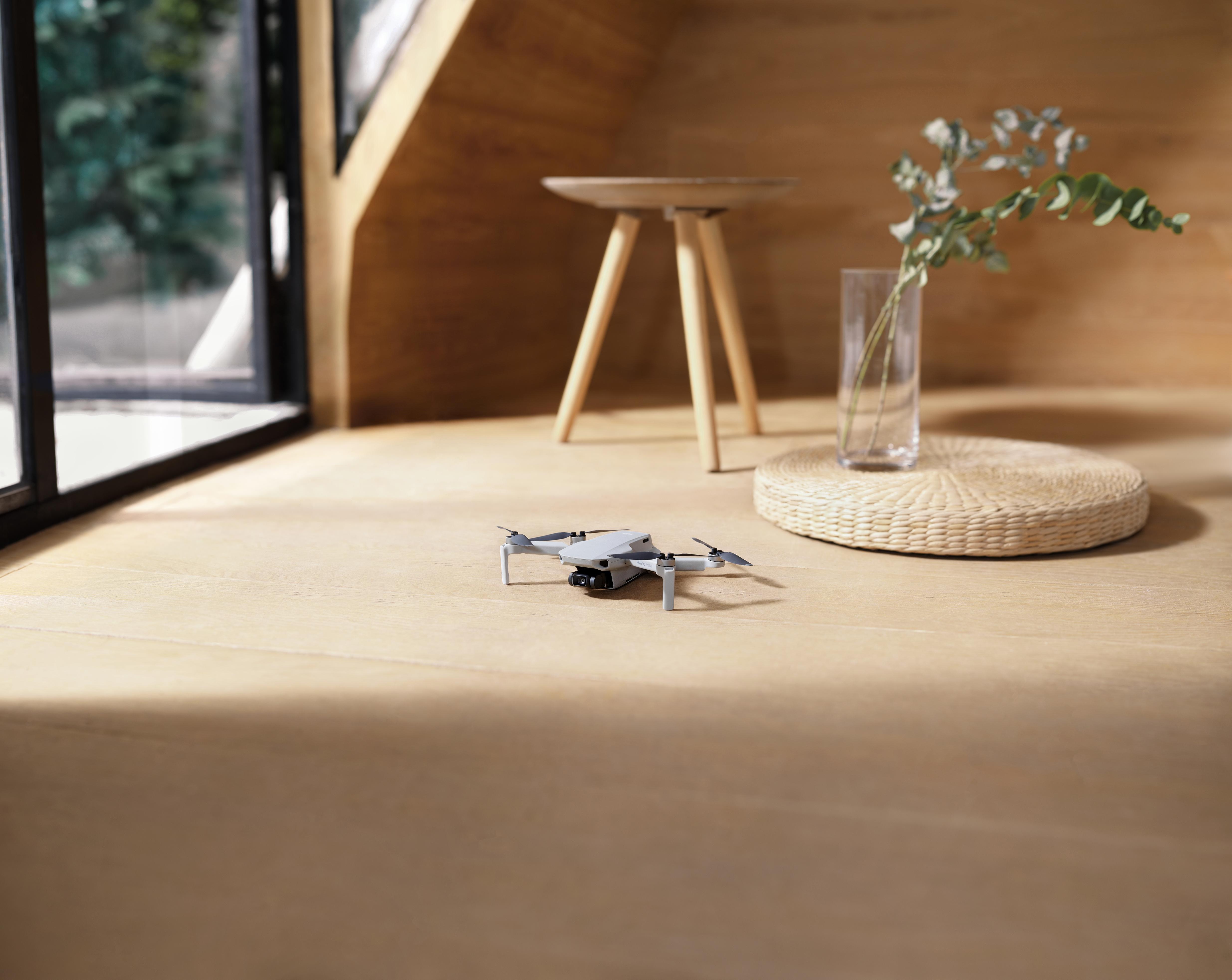 Mavic Mini indoors