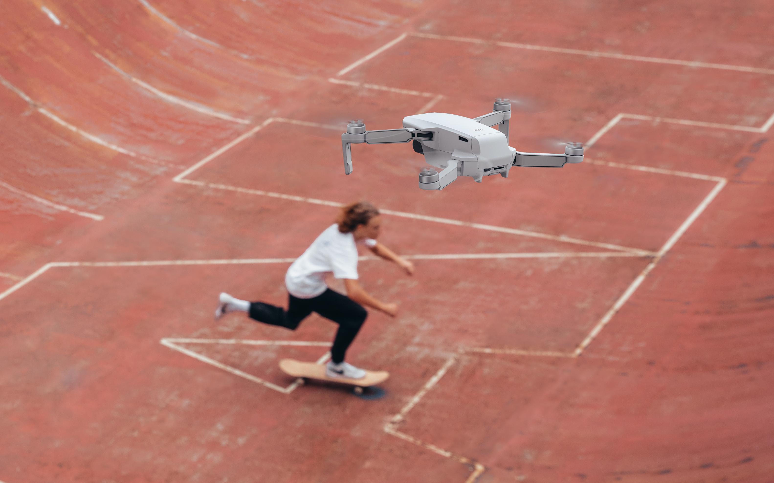 Mavic Mini flycam
