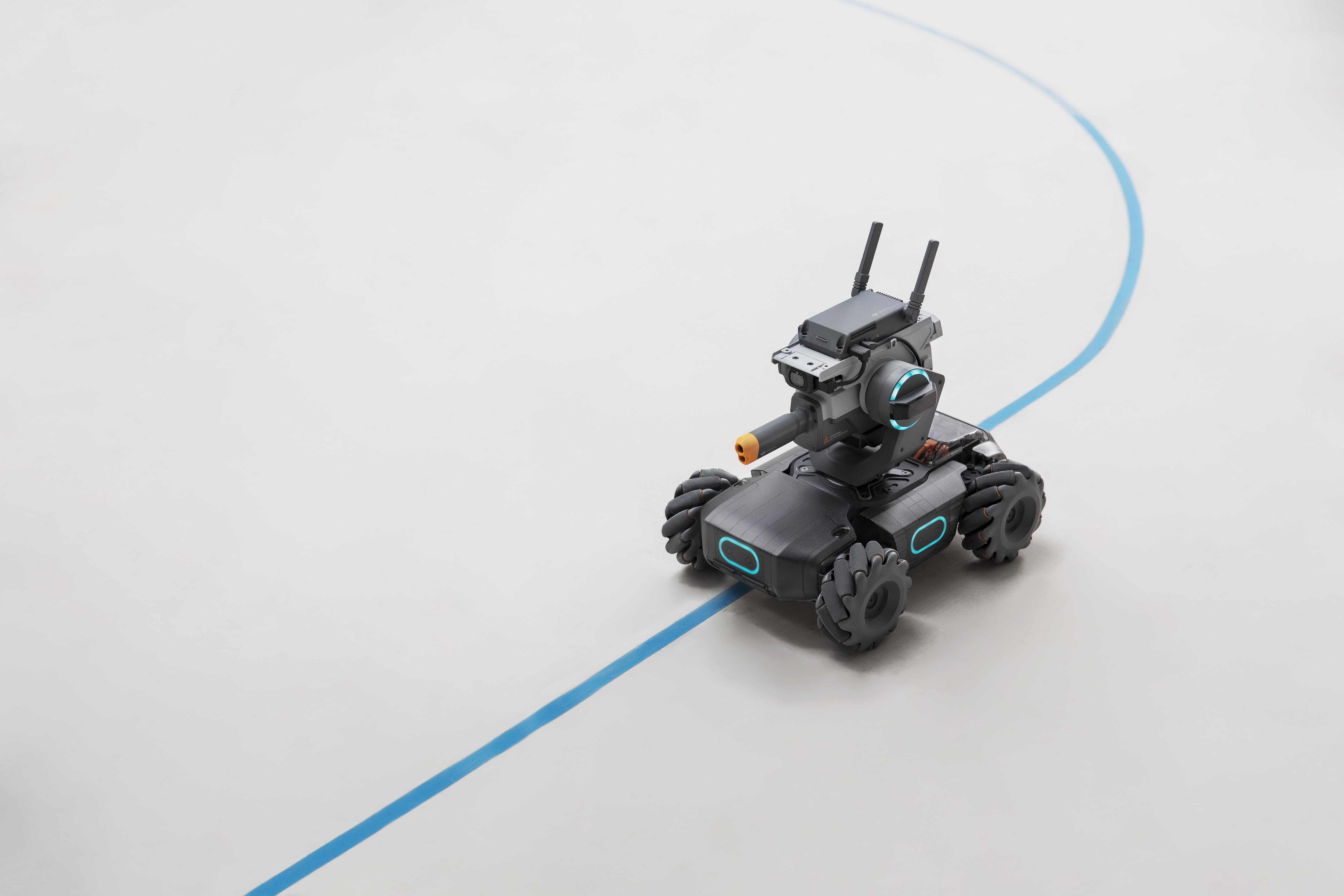 RoboMaster S1 Line Follow
