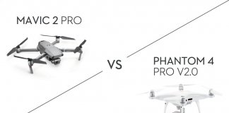 Phantom 4 Pro V2.0 Vs. Mavic 2 Pro