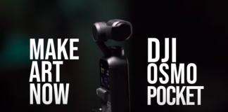 Make Art Now Osmo Pocket