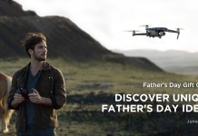 DJI Father's day sale 2400*1200
