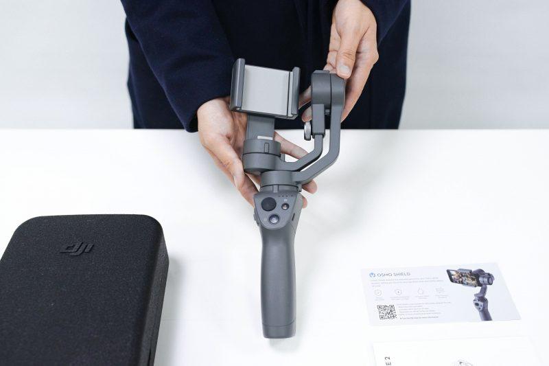 Osmo Mobile 2: 開封と新機能のご紹介