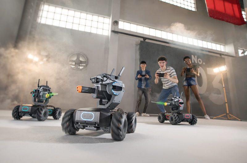 RoboMaster S1 開封レポート