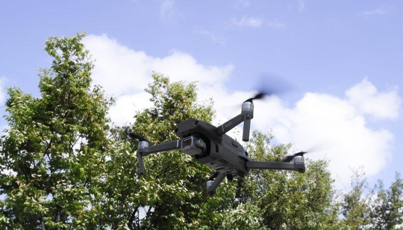연날리기보다 재미있는 DJI 드론 날리기 – 매빅 2 Pro